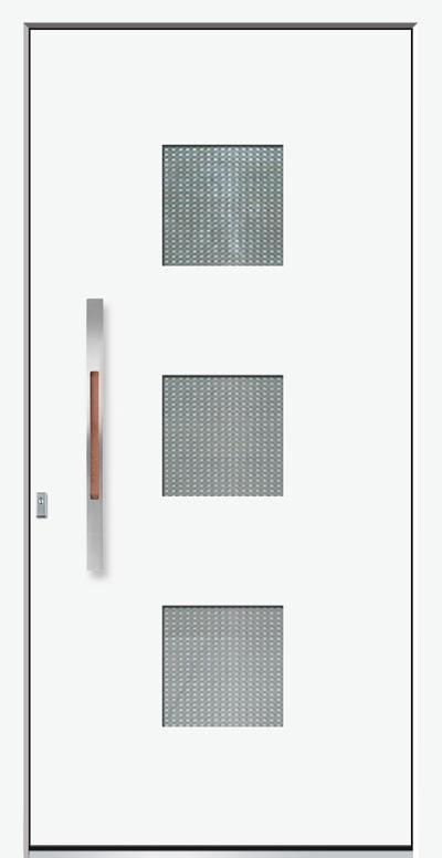 Alu-Haustüren Modell Tauber Serie Pure