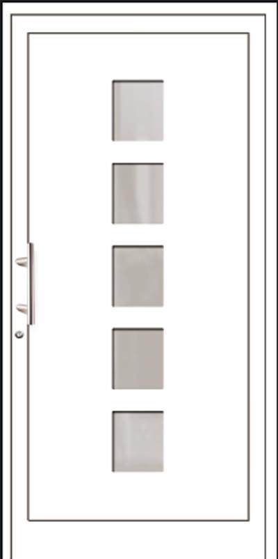 Alu-Haustür Aktion Basic Class Modell Meha