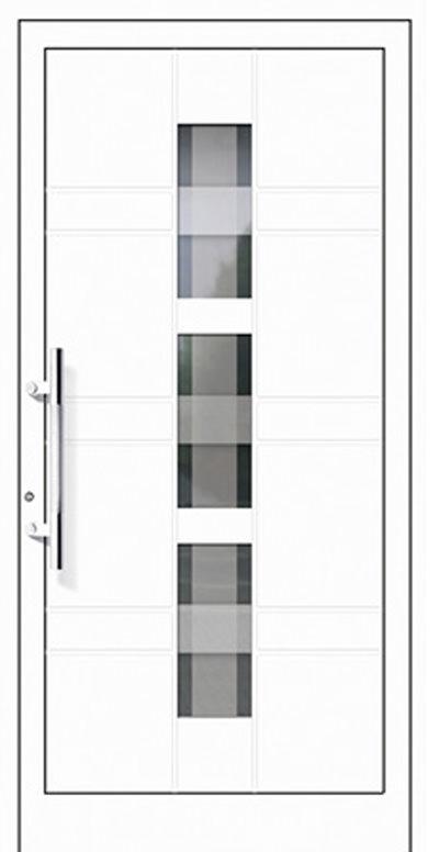 Alu-Haustür Modell Inn Serie Style