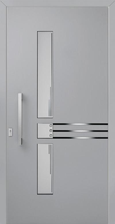 Aluminium-Haustür Modell Jade Serie Style