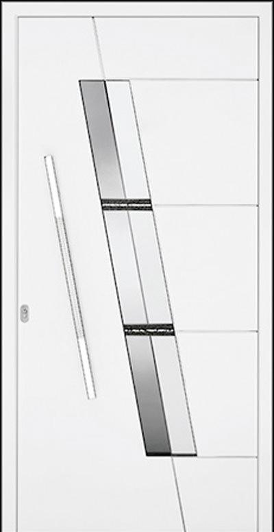 Alu-Haustür Modell Oder Serie Style