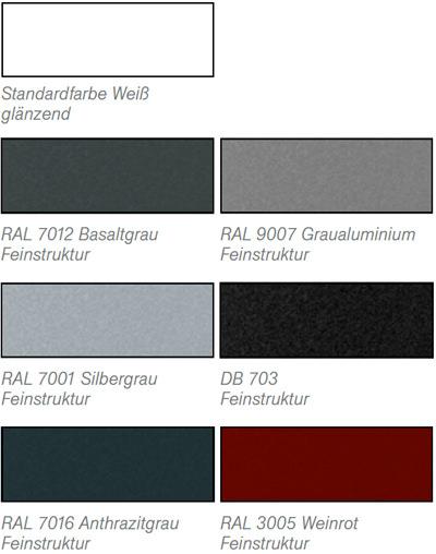 Farben Oberflächen Aktionshaustüren Concept Class