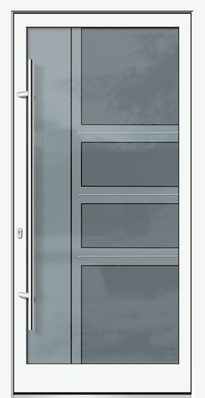 Aluminium-Haustüren Modell Bode Serie Free