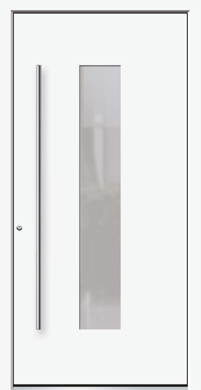 Aluminium-Haustüren Modell Felda Serie Pure