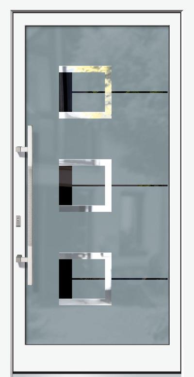 Alu-Haustüren Modell Fliede Serie Free