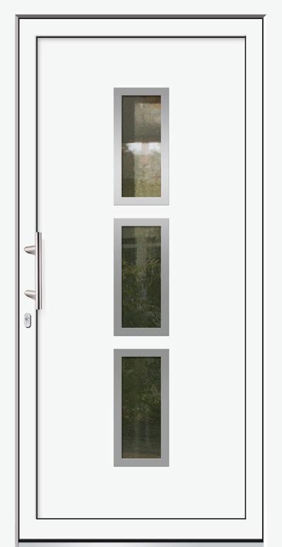 Aluminium-Haustüren Modell Hasel E Serie Pure