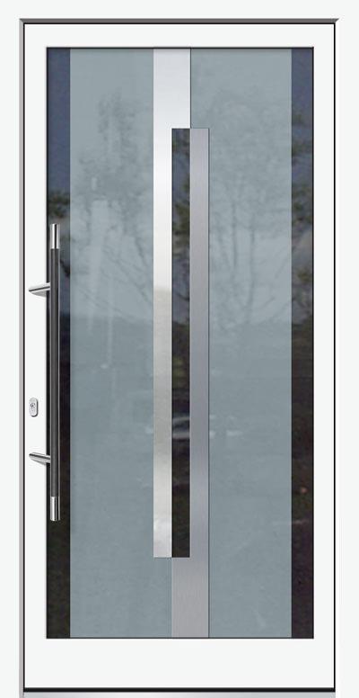 Aluminium-Haustür Modell Hunte Serie Free