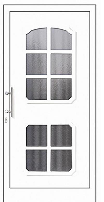 Alu-Haustüren Modell Murr Serie Decor