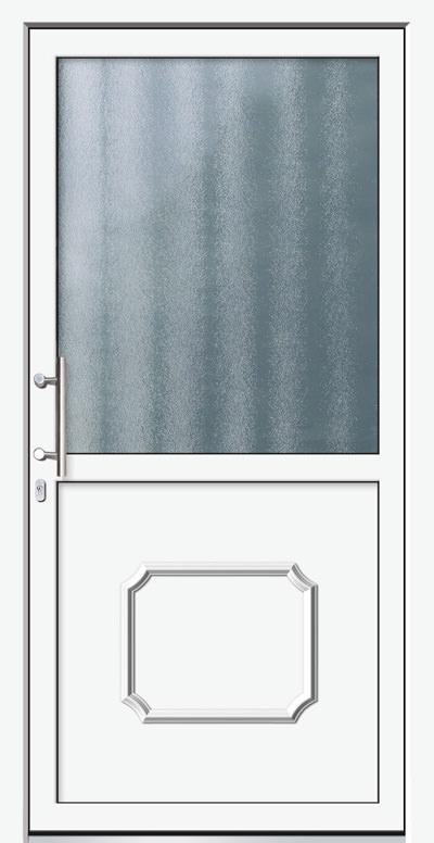 Aluminium-Haustüren Modell Singold Serie Decor