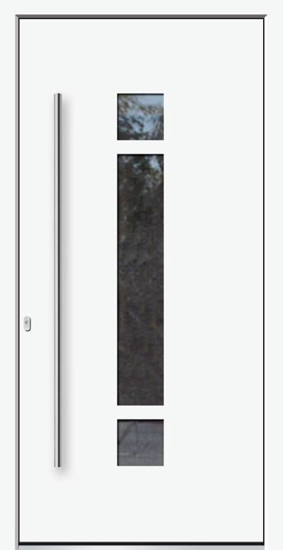 Aluminium-Haustüren Modell Vils Serie Pure