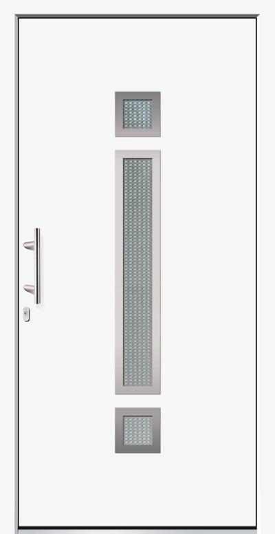 Aluminium-Haustüren Modell Vils E Serie Pure