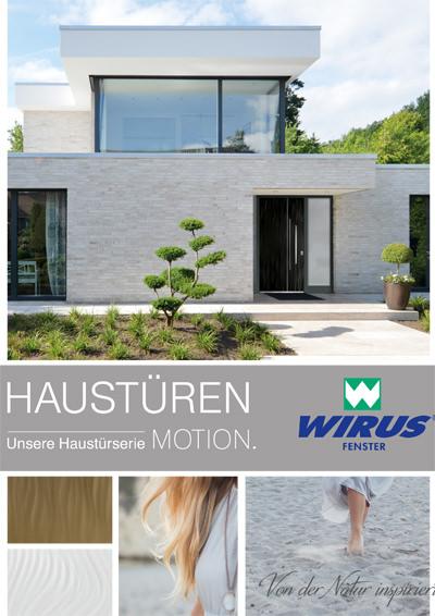 Katalog Aluhaustüren Serie Motion - www.aluminium-haustueren-direkt.de