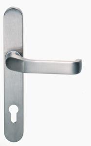 Aluhaustüren-Beschläge Innendrücker Typ 501 Edelstahl - www.aluminium-haustueren-direkt.de